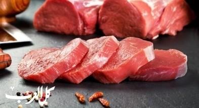 اللحوم الحمراء.. غذاء لبناء العضلات