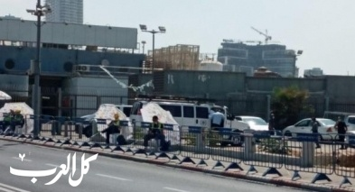 بلدية تل أبيب تقوم بتجريف مقبرة الإسعاف