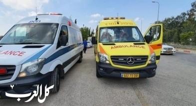 دير الأسد: إصابة مسن إثر حادث طرق