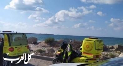مصرع شاب غرقا بأحد شواطئ منطقة حيفا