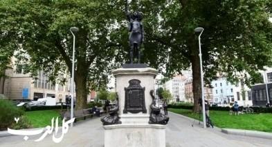 بريطانيا| تمثال متظاهرة إفريقية يعوض نصب تاجر الرقيق