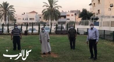ائمة المساجد في قلنسوة: حافظوا على التعليمات
