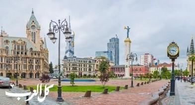 أهم الأماكن السياحية في جورجيا