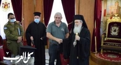 بطريركية الأرثوذكس تسترجع أراض استولى عليها الجيش عام 67