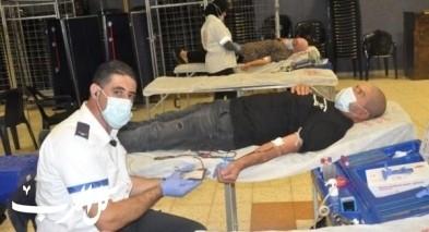 عرابة: اختتام حملة التبرع بالدم