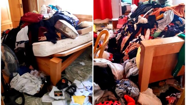 مواطن من عرعرة النقب: الشرطة عاثت فسادا في بيتي