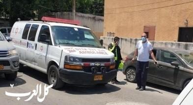 الطيبة: إصابة فتى (15 عامًا) بحادث دهس