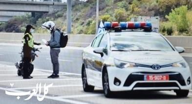 جديدة المكر: اعتقال مشتبه بالقيادة دون رخصة