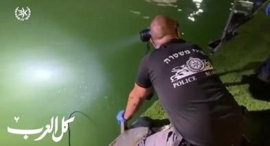 مصرع شاب (25 عاما) غرقا في بحيرة طبريا