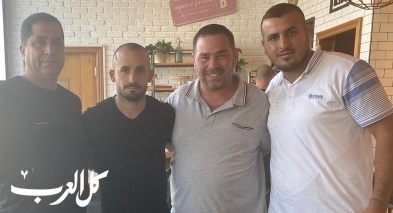 إنضمام اللاعب جال كولاني إلى صفوف فريق الناصرة
