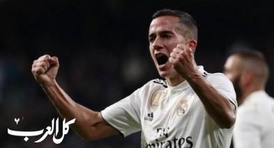 8 ملايين يورو تفصل إنتقال لوكاس فاسكيز من ريال مدريد