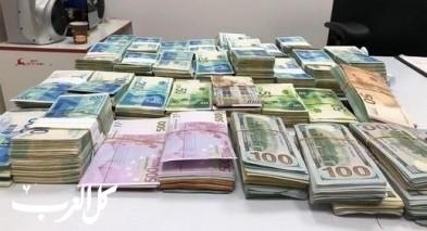 شرقي القدس: إعتقال 3 مشتبيهن بتبييض الأموال