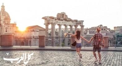 السياحة في روما  تُلبي مختلف الأذواق
