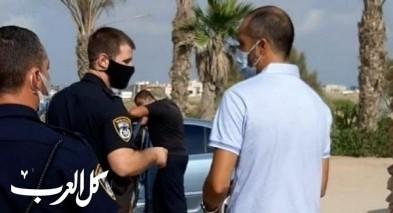 جسر الزرقاء| الشرطة توقف الناشط سامي علي