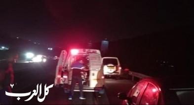 أم الفحم: حادث طرق بالقرب من حي عين الزيتونة