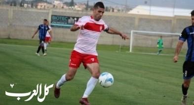 النصراوي عبيدة أبو ربيع يعلن إعتزاله اللعب