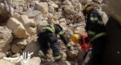 بيت شيمش: مصرع عامل خلال عمله بالحفريات