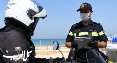 حملات مكثّفة لشرطة السير في منطقة الجليل