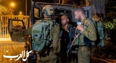 الجيش الاسرائيلي: رصد مشتبهن بالجليل قرب الحدود
