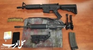 العيزرية| اعتقال مشتبه بعد ضبط سلاح غير قانوني