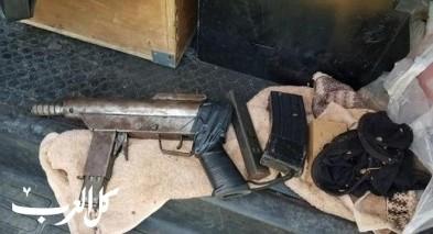 قلنسوة: إتهام قاصر بحيازة سلاح وذخيرة