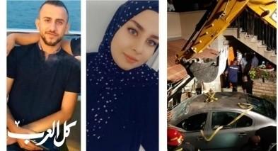 عرعرة: مصرع الشقيقين تيماء وأمير أبو العيلة