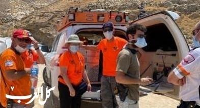 إقرار وفاة شابة بعد فقدانها الوعي في منطقة وادي القلط