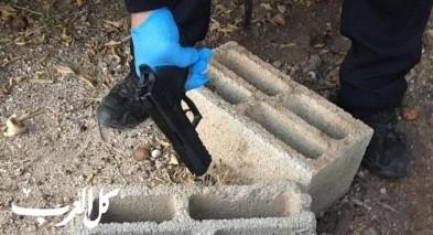 اعتقال مشتبهين من جديدة المكر وكفرياسيف بحيازة السلاح