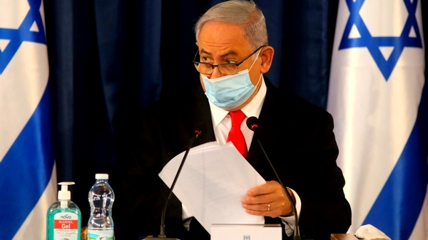 نتنياهو: الاصابات بكورونا من الأعلى عالميًا
