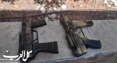 عسفيا: اعتقال مشتبهين بعد ضبط سلاح غير قانوني