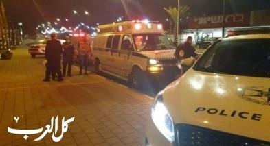 كفرقرع: إصابة شاب بجراح متوسطة جرّاء تعرضه للطعن