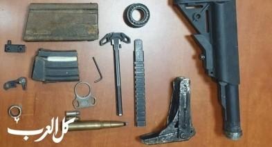 ضبط قطع من أسلحة وذخيرة في بلدة عناتا