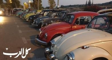 إياد حسونة محاجنة: نظّمنا مسيرة سيارات الخنفساء