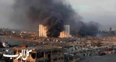 اسرائيل تعرض المساعدة الطبية والإنسانية على لبنان بعد الانفجار الضخم في الميناء