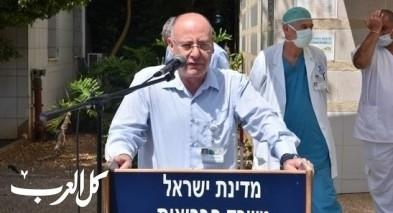 د. برهوم يعرض المساعدة الطبيّة للبنان