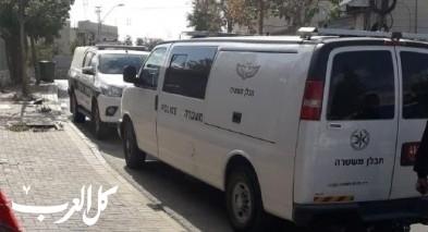 القدس: مشتبه يرش غاز الفلفل على مسافر داخل حافلة
