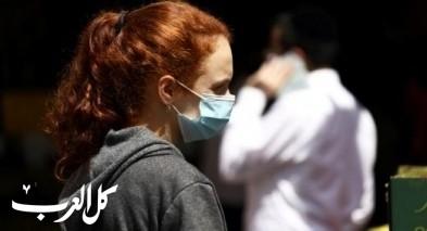 1060 مصابا جديدا بالكورونا في إسرائيل