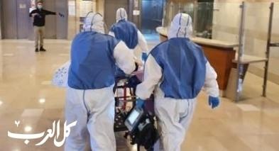 بوريا: 22 مصابا بكورونا يتلقون العلاج