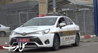 كفرمندا: اعتقال 3 مشتبهين بسطو مسلح