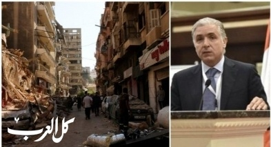 محافظ بيروت: ثلث السكان مشردون