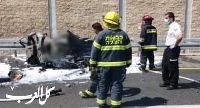 مصرع شخص جرّاء حادث طرق قرب نتانيا