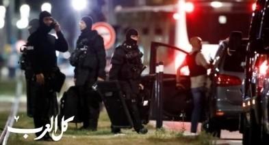 فرنسا: مسلح يحتجز رهائن داخل بنك ويطالب اسرائيل