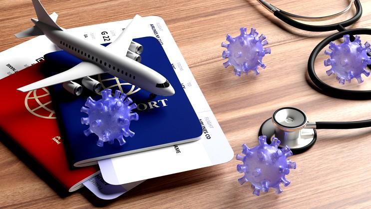 غرائب العالم: جواز سفر خاص بكورونا!