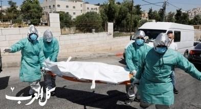 الخليل: وفاة سيّدة متأثرة بفيروس كورونا