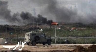 توتر على الحدود مع غزة وإطلاق نار