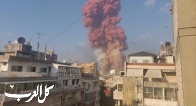 خبير: انفجار بيروت نتج عن صواريخ عسكرية