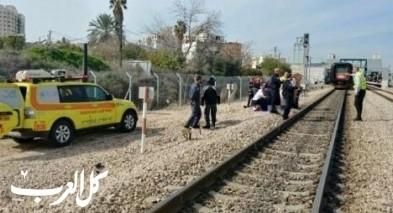 الرملة: مصرع شخص دهسًا تحت قطار