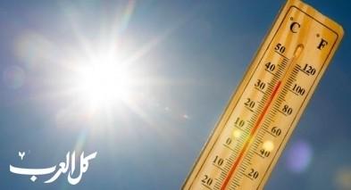 حالة الطقس: أجواء صافية إلى غائمة جزئيًا