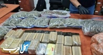 الشمال: ضبط 19.5 كلغم من المخدرات الخطرة