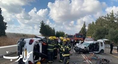 مصرع رجل جراء حادث طرق قرب حيفا